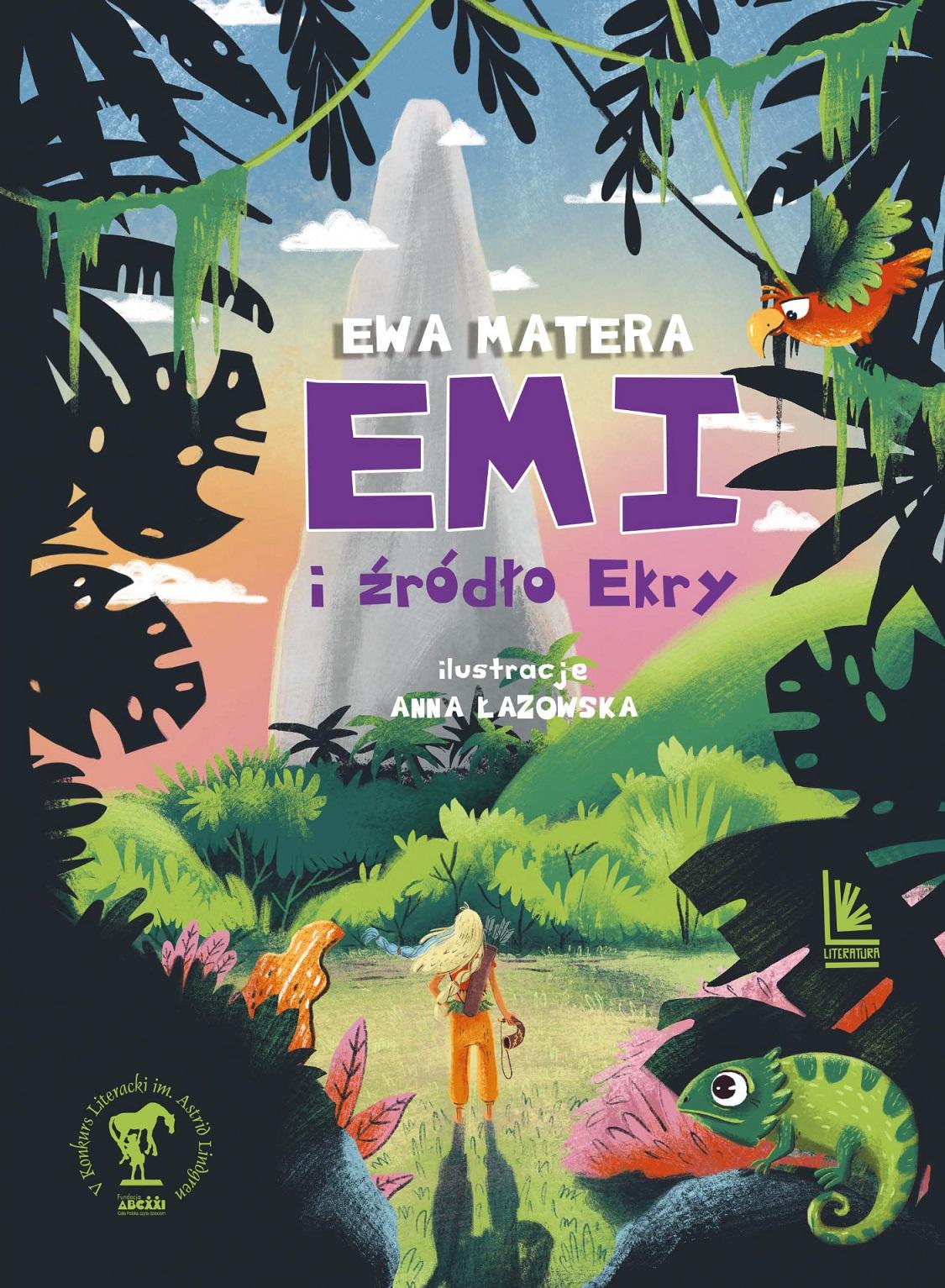 Emi i źródło Ekry - opowieść o tolerancji i miłości