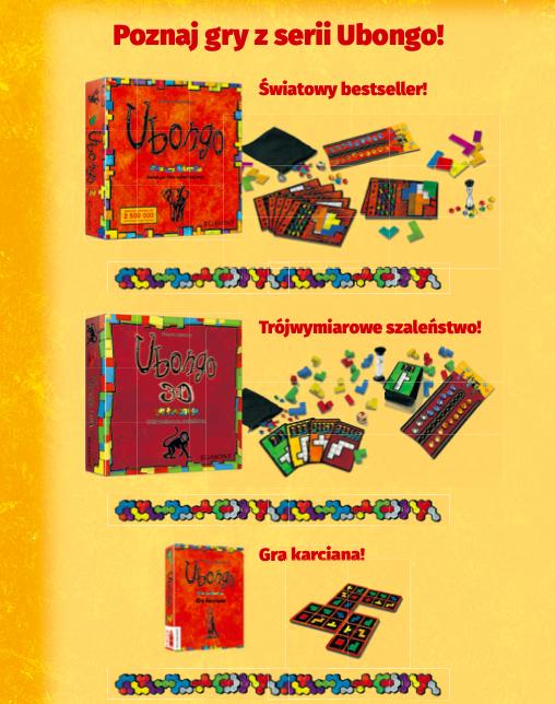 Bestsellery planszówkowe Egmontu w nowych wersjach!