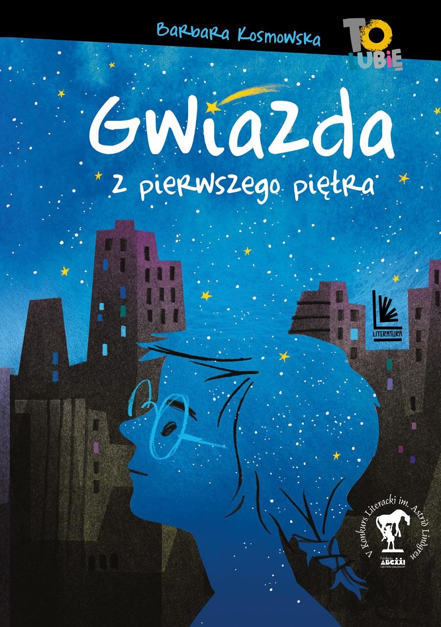 Gwiazda z pierwszego piętra - książka dla dzieci i młodzieży