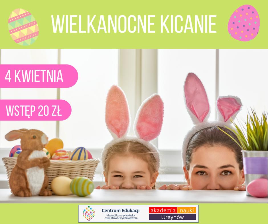 Wielkanocne kicanie w Centrum Edukacji Migdałowa!