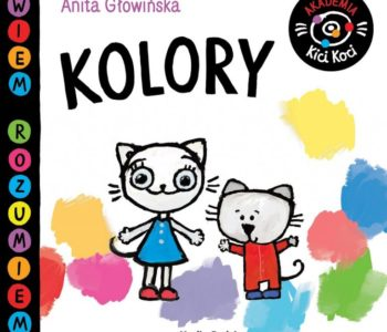 Akademia Kici Koci: Kolory i Pojazdy