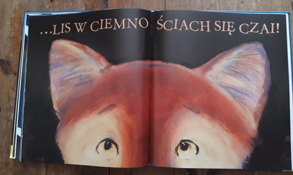Kto się boi lisa opinie o książce dla dzieci