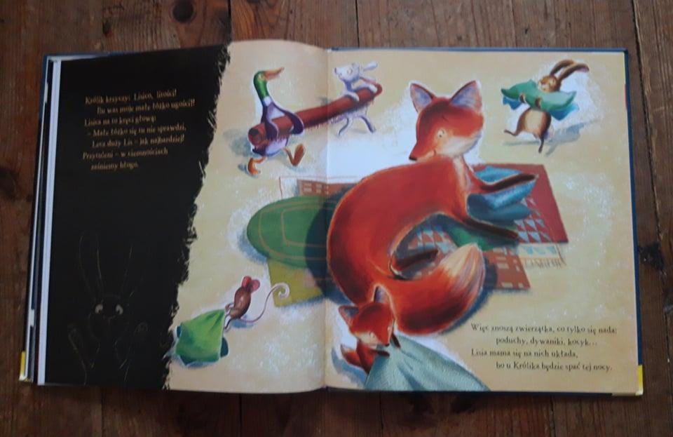 Kto się boi lisa? Recenzja książki dla dzieci