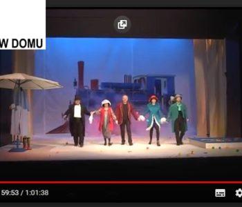 #kulturawdomu z Teatrem im. L. Solskiego w Tarnowie