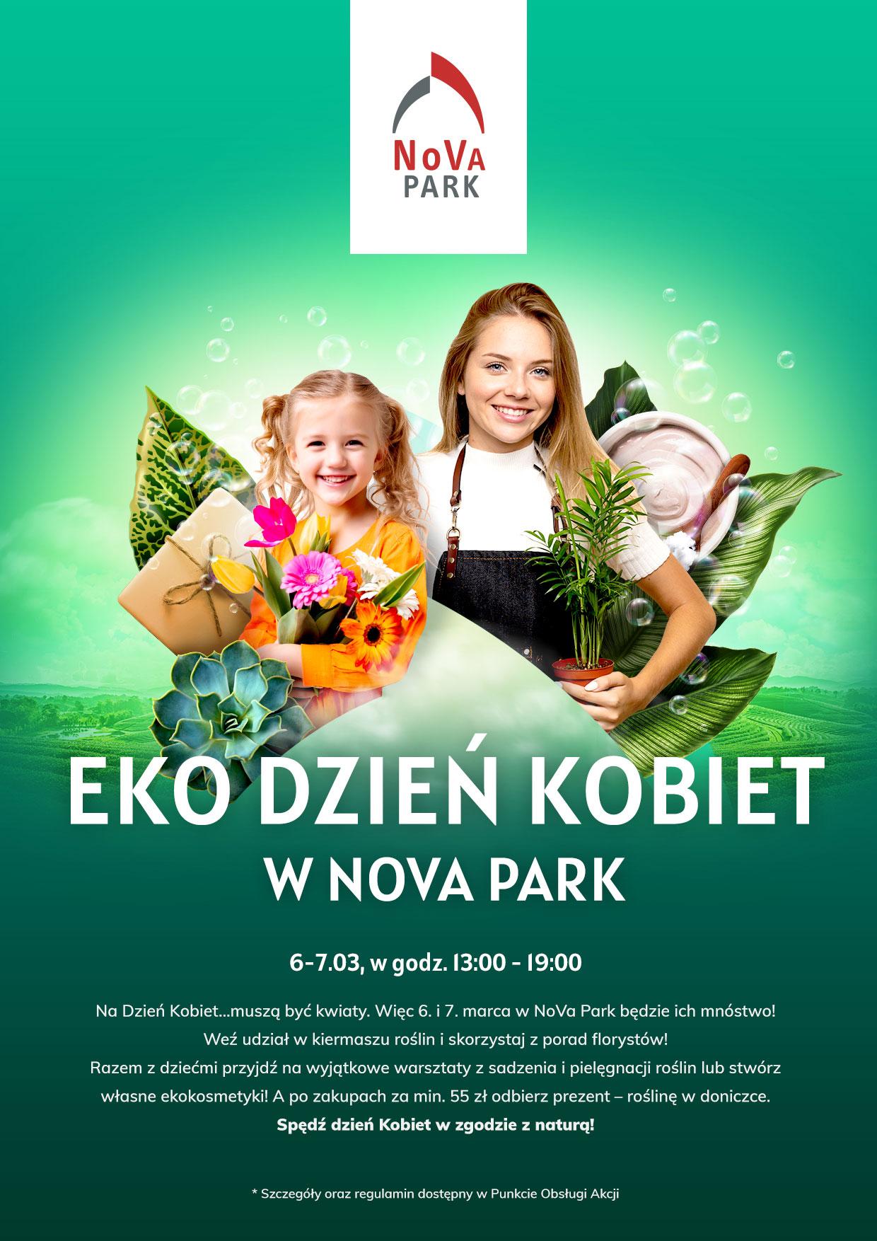 EKO Dzień Kobiet w NoVa Park