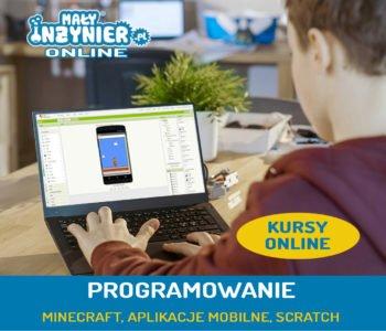 Programowanie – kursy online