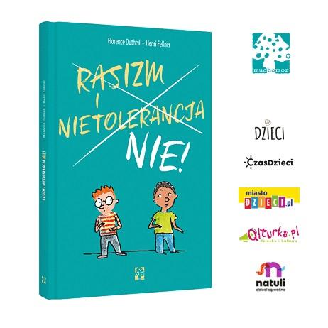 Książka: Rasizm i Nietolerancja. Nie