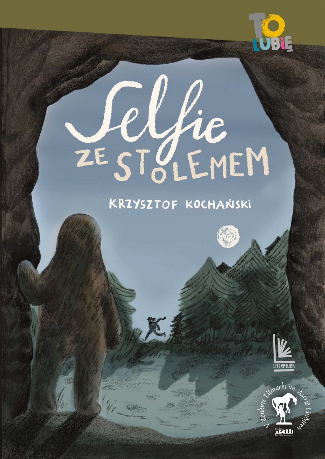Selfie ze stolemem - nagrodzona książka dla dzieci