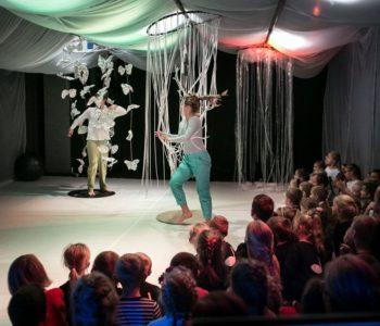 Kultura w sieci dla maluchów: premiera online spektaklu Sploty
