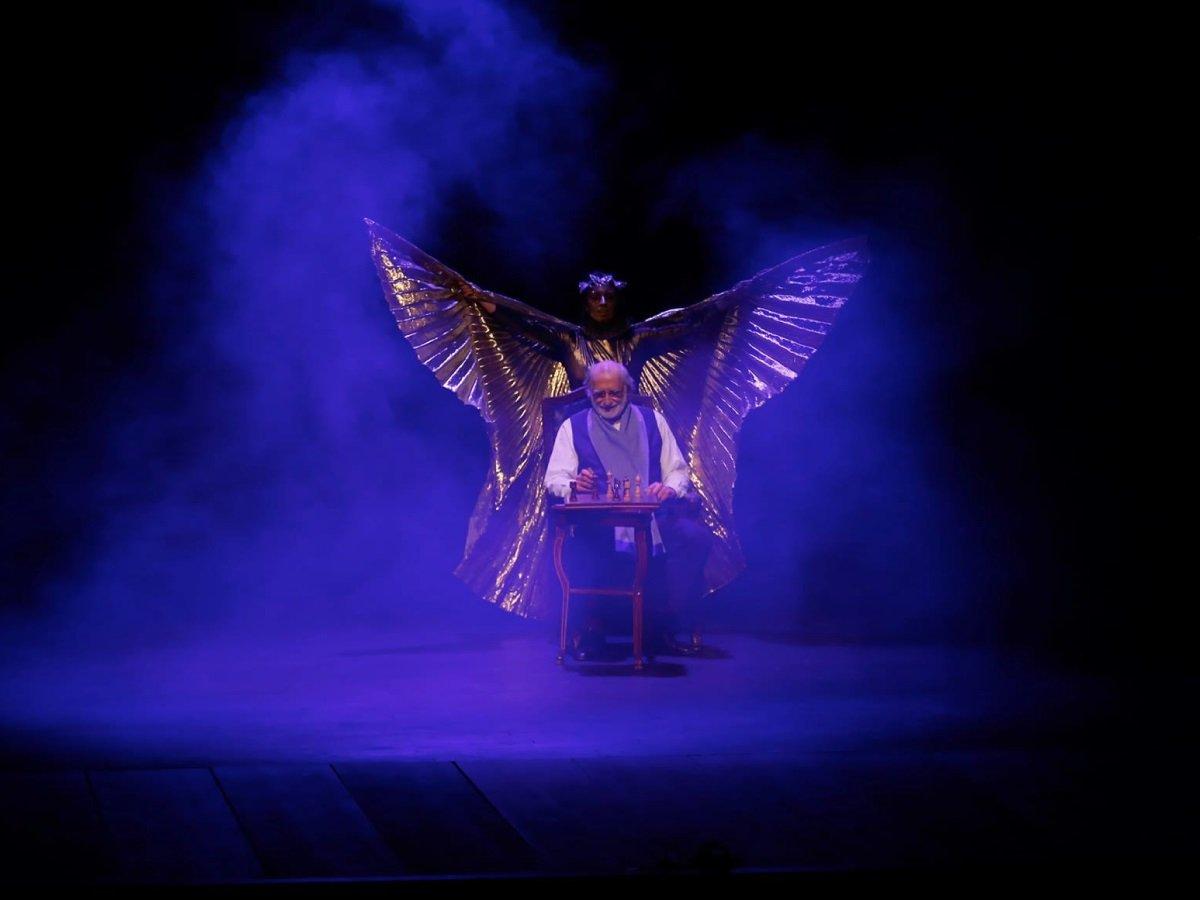 Teatr Mały - spektakl online: Opowieść Wigilijna