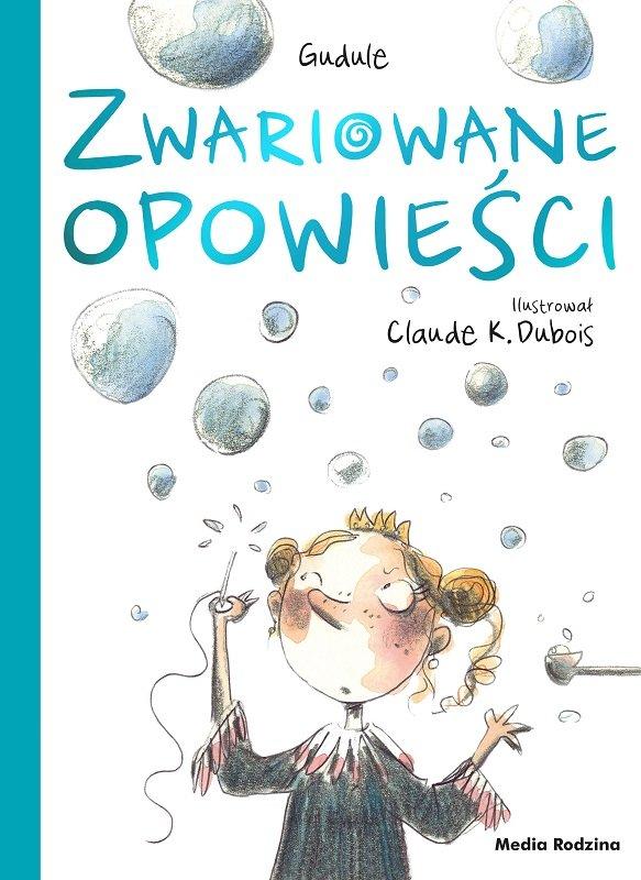 Zwariowane opowieści książka dla dzieci