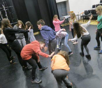 Zajęcia teatralne online dla dzieci 7-10 lat