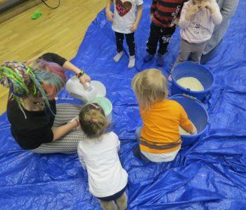 Wirtualne zajęcia sensoryczne dla dzieci