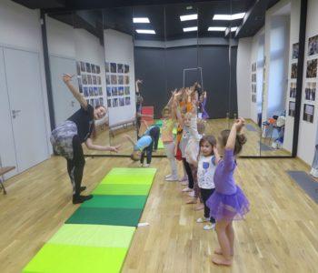 Zajęcia taneczne online