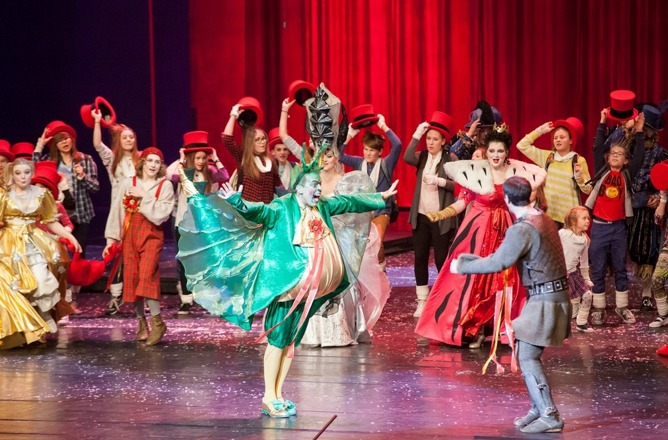 Teatr Wielki: Bajko, gdzie jesteś? Baśń muzyczna