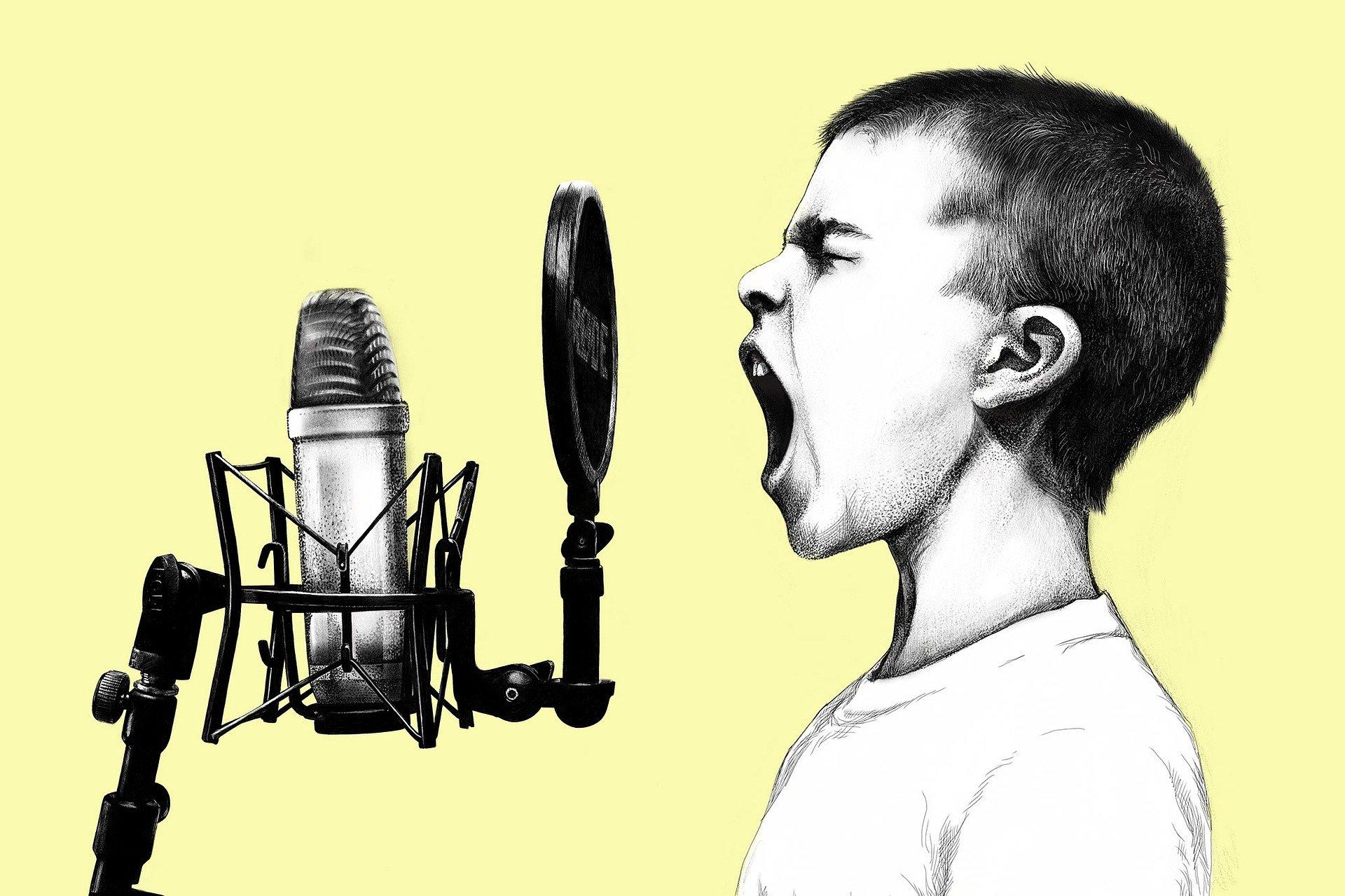 Lekcje śpiewu on-line dla dzieci i młodzieży