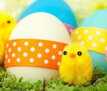 Świąt Wielkanocnych nadszedł czas