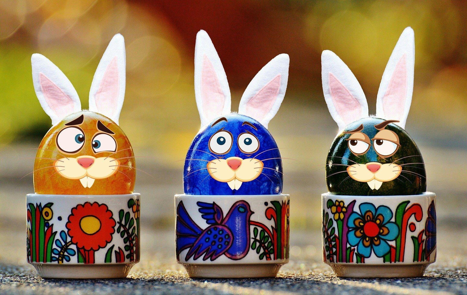 Wielkanoc zagadki śmieszne dla dzieci