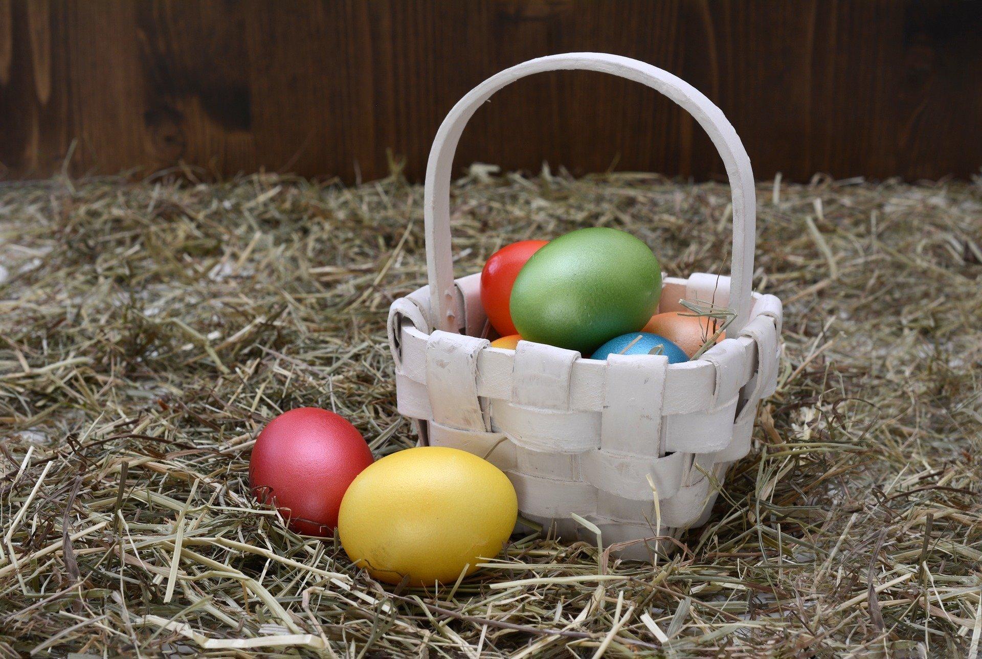 Śmieszne zagadki o Wielkanocy dla dzieci