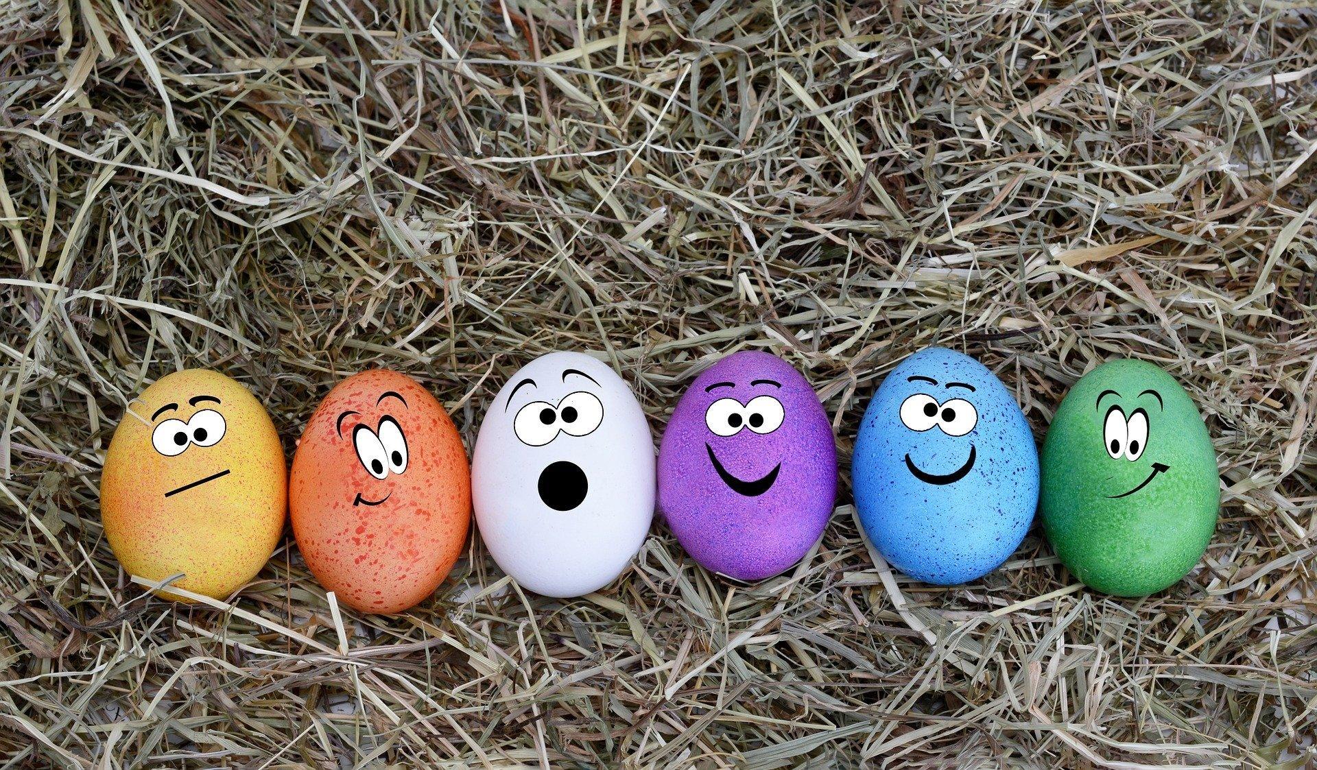 Śmieszne zagadki Wielkanoc dla dzieci