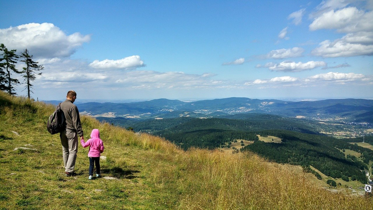 Wirtualne spacery po pięknych polskich parkach narodowych