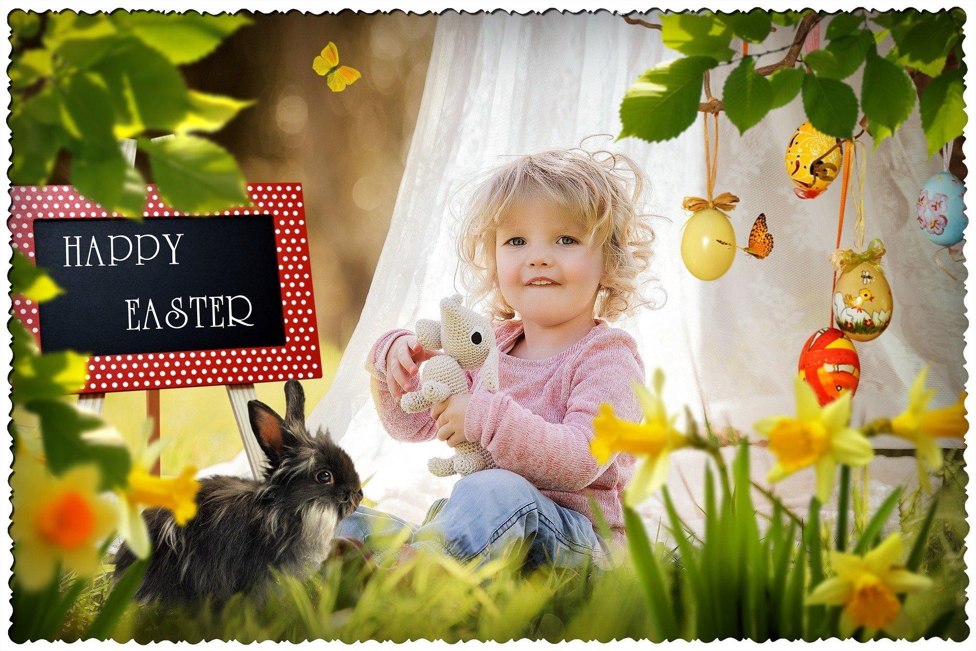Śmieszne zagadki na Wielkanoc dla dzieci