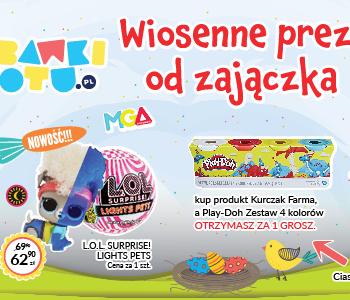 Zabawki na Wielkanoc dla Dzieci – Gazetka
