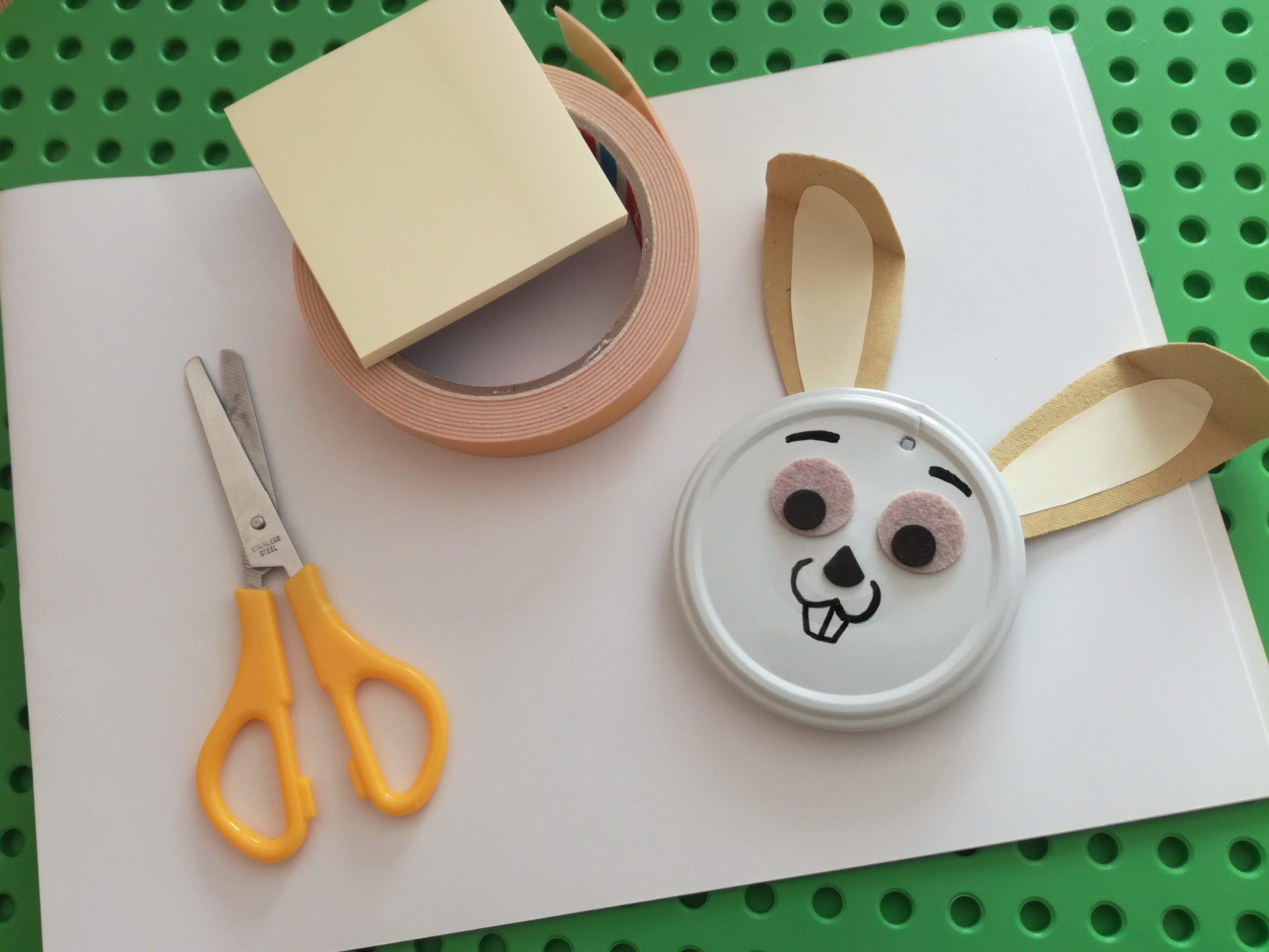 Jak zrobić królika wielkanocnego w domu
