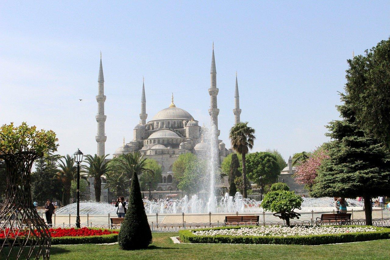 Błekitny meczet
