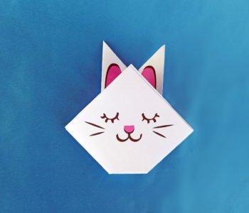 Króliczek origami