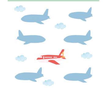 Znajdź cień samolotu, karta pracy do druku. Darmowe malowanki online dla dzieci