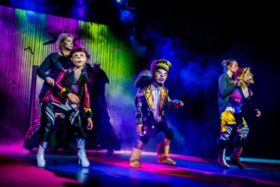 Nowe szaty Króla - spektakl on-line