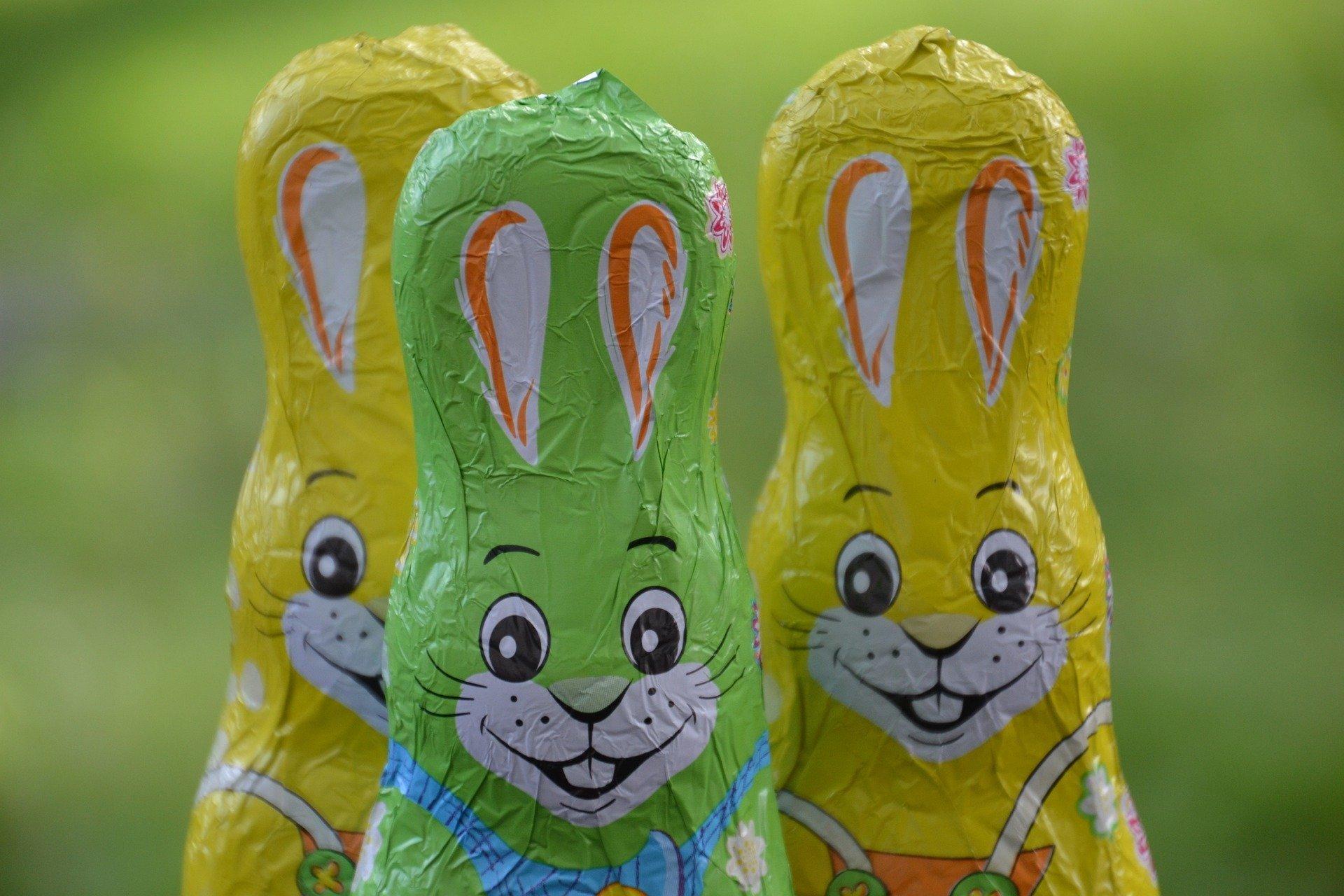 Wielkanocne zagadki o królikach, zgadywanki z odpowiedziami