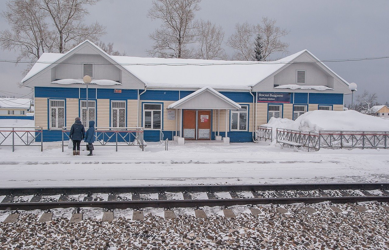 Moskwa - Władywostok- najdłuższa wirtualna podróż pociągiem