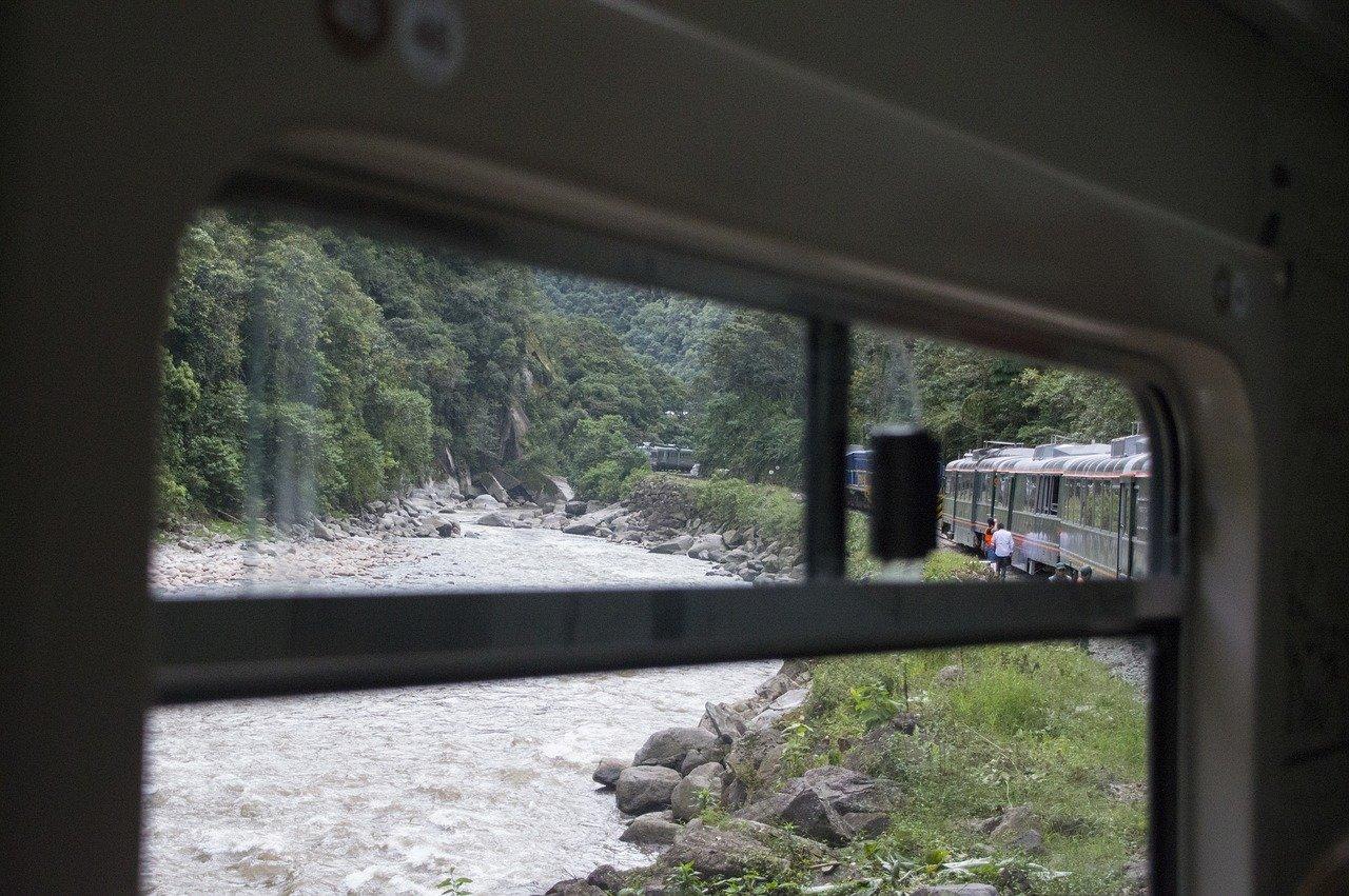 Podróż pociągiem Ferrocarril Central Andino w Peru