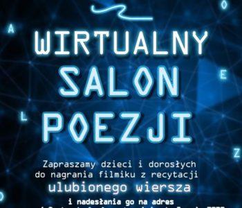 Wirtualny Salon Poezji MCK. Ruda Śląska