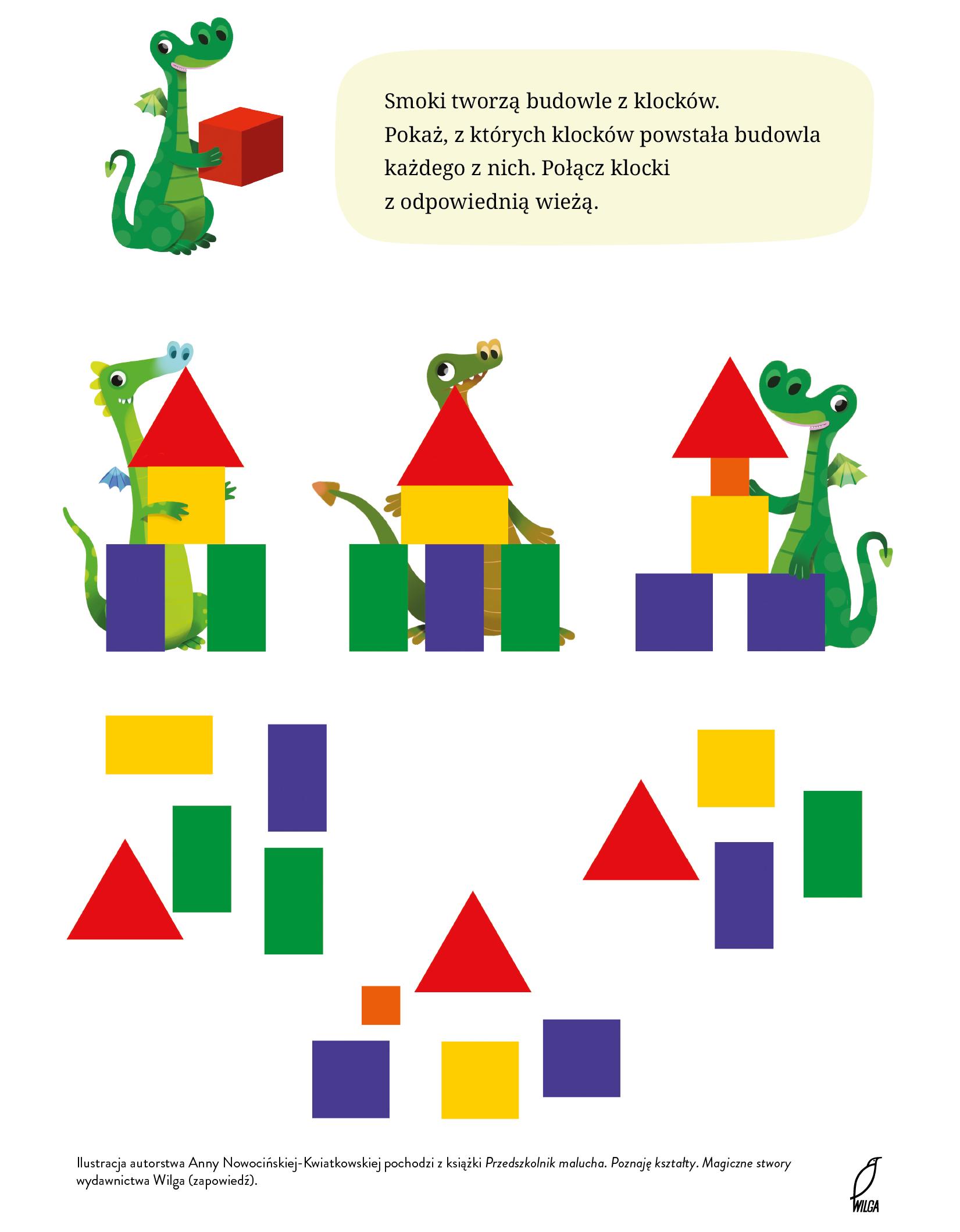 zagadki obrazkowe dla dzieci z odpowiedziami