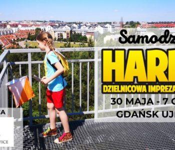 Samodzielny Harpuś - Dzielnicowa impreza na orientację: Ujeścisko