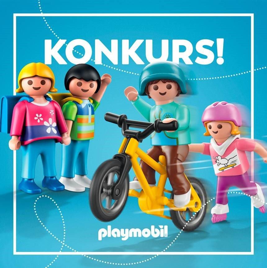 Dzień Dziecka z Playmobil w Atrium Promenada!