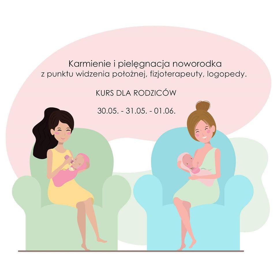 Kurs dla rodziców: Karmienie i pielęgnacja noworodka