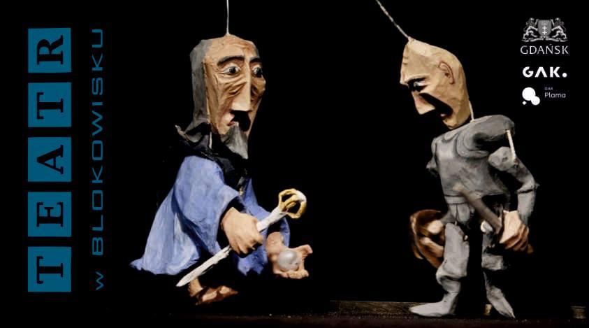 Teatr Barnaby: Baśń o rycerzu bez konia - spektakl on-line