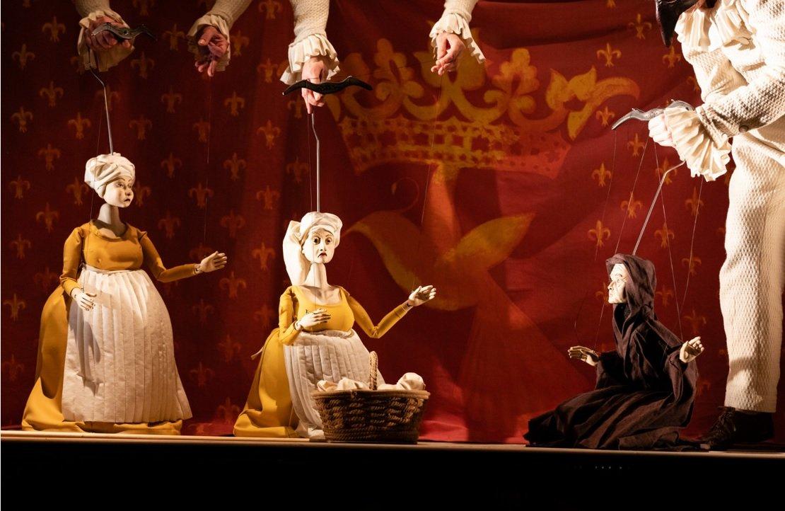 Dzień Teatru Publicznego w Teatrze Lalka