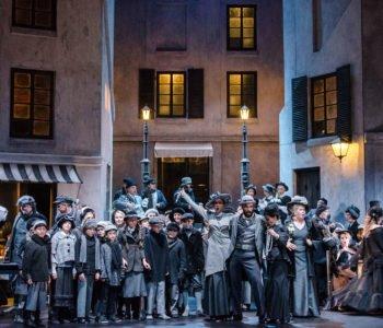 Dzień Teatru Publicznego w Operze Krakowskiej – Cyganeria na kanale YouTube i otwarcie wystawy Zobacz Operę