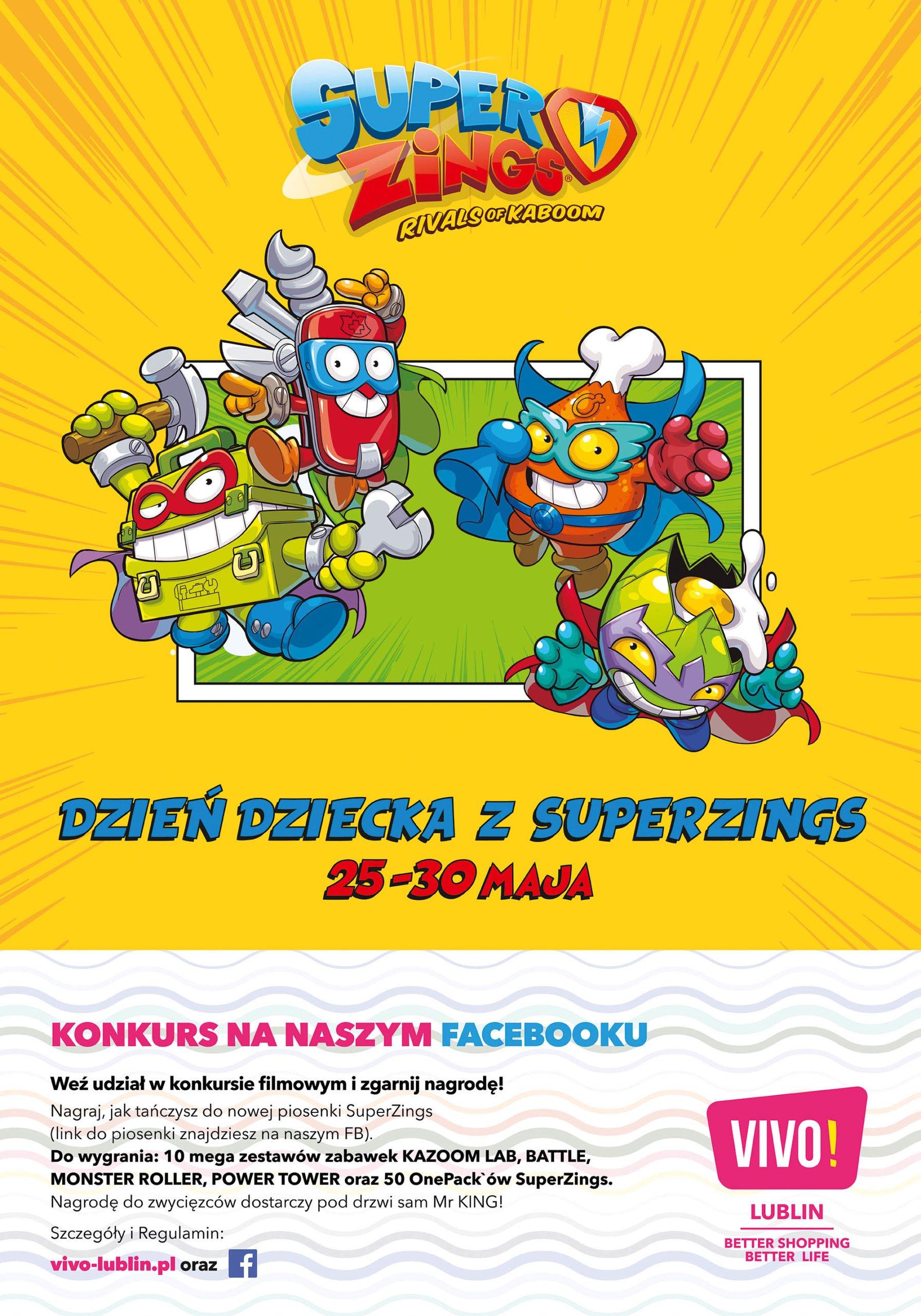Świętuj Dzień Dziecka z VIVO! Lublin