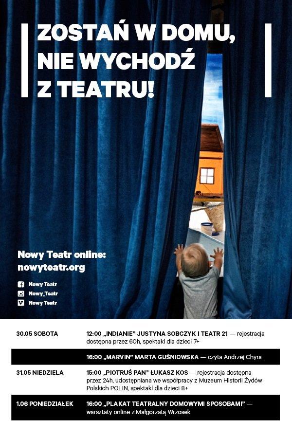 Dzień Dziecka w Nowym Teatrze