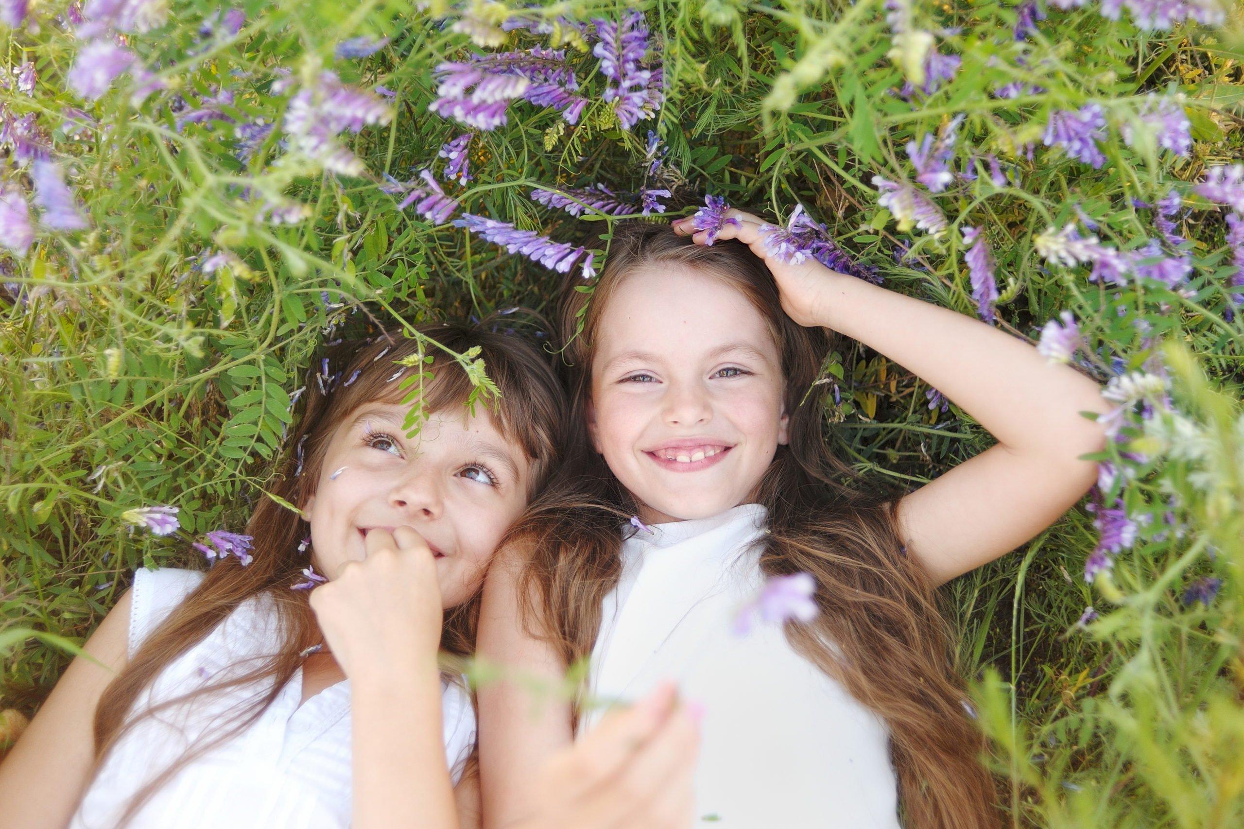 Dzień Dziecka 30 zabaw w dom i na dworze w lesie na łące na podwórku
