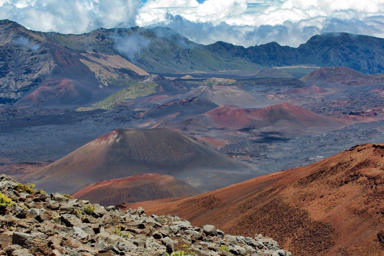 Park Narodowy Wulkany Hawai'i