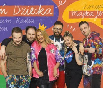 Dzień Dziecka w Polskim Radiu Dzieciom: Majka Jeżowska Band koncert online