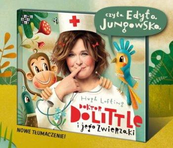 Konkurs dla dzieci Doktor Dolittle audiobook