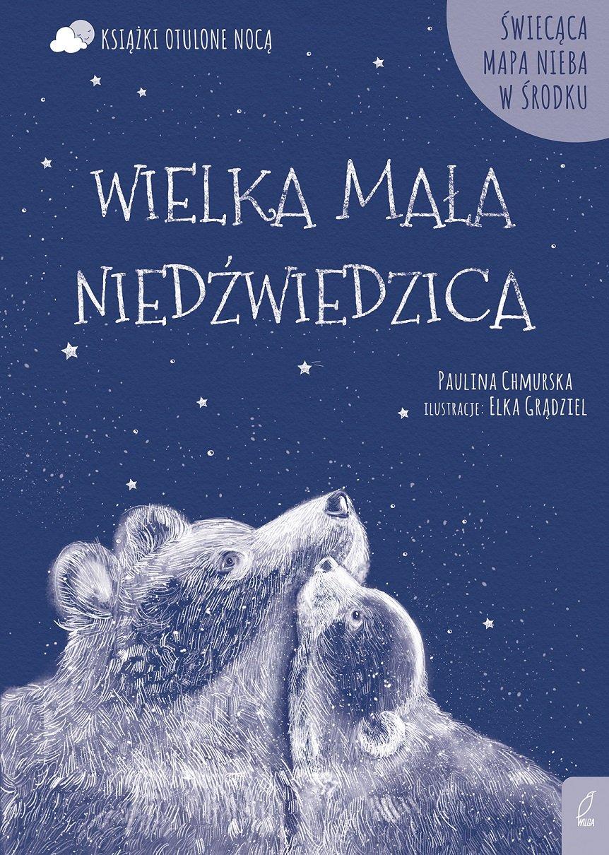 Wielka Mała Niedźwiedzica - książka dla dzieci